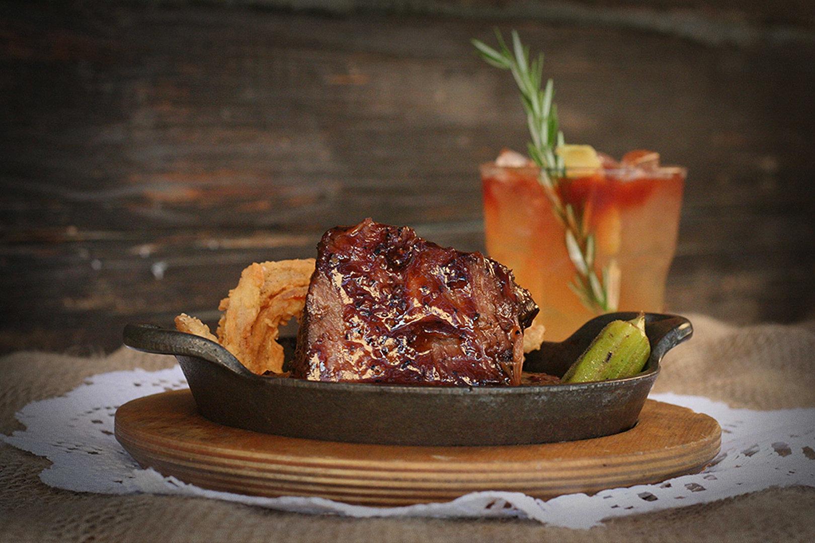 Bosscat Kitchen and Libations - Houston