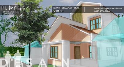 Jasa Desain Arsitek Rumah Serang