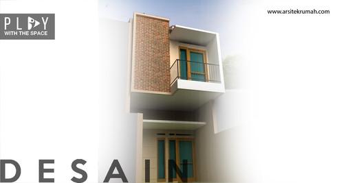 Arsitek Rumah Tinggal Modern