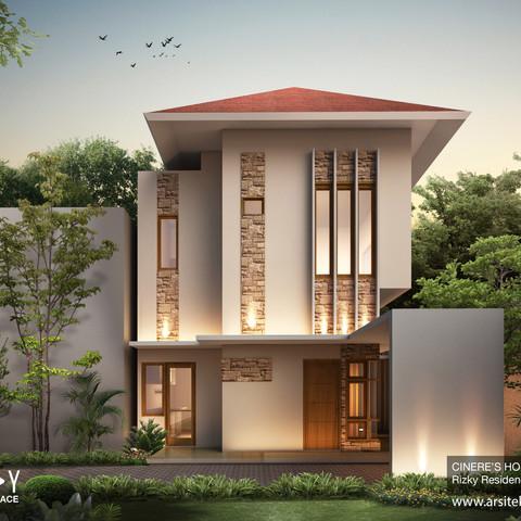 Jasa Desain Arsitek Rumah Cinere