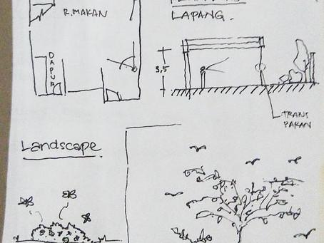 Catatan Arsitek di Lapangan