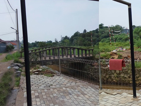 Survey Site Perumahan di Pondok Cabe
