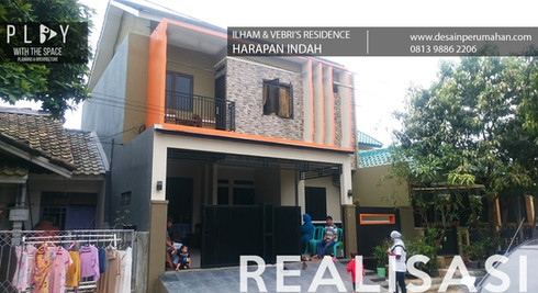Jasa Desain Arsitek Rumah Bekasi