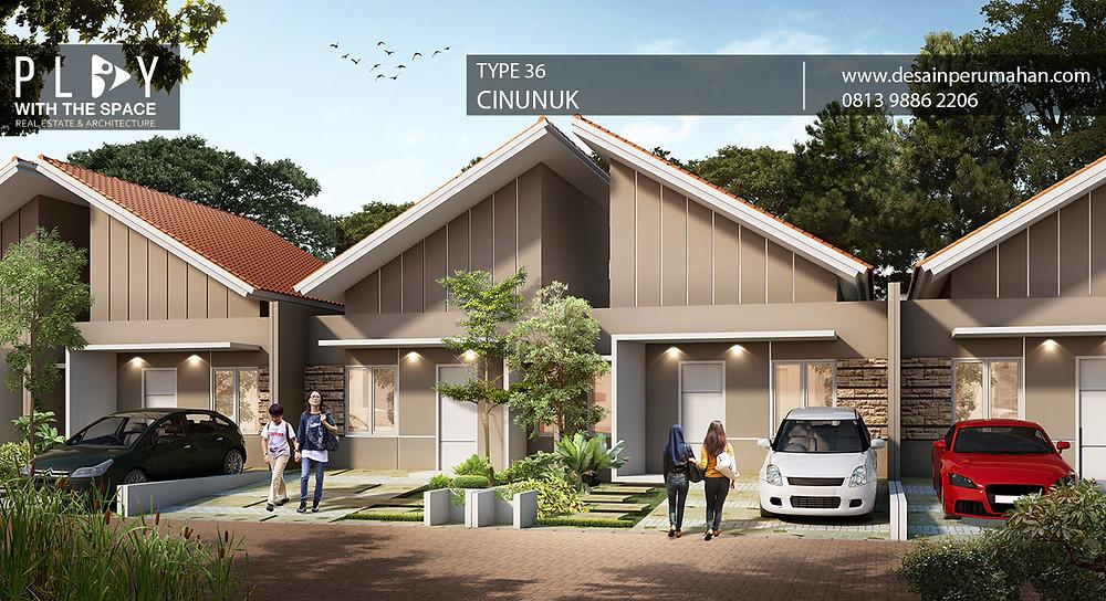 Design Type 36/72  Bandung