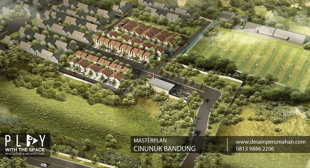Jasa Masterplan Perumahan Bandung