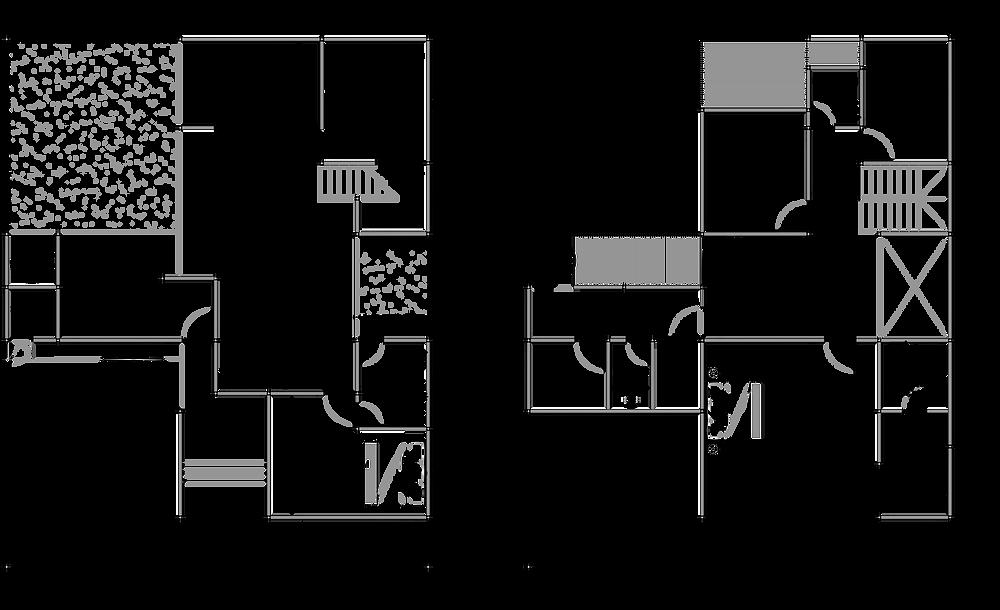 Desain Denah Rumah Sentul