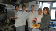 Nourish ...by força well received by cancer patients