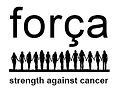 Força Strength Against Cancer logo