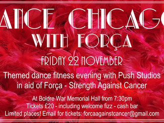 Dance Chicago with Força! Friday 22 November