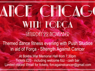Dance Chicago with Força