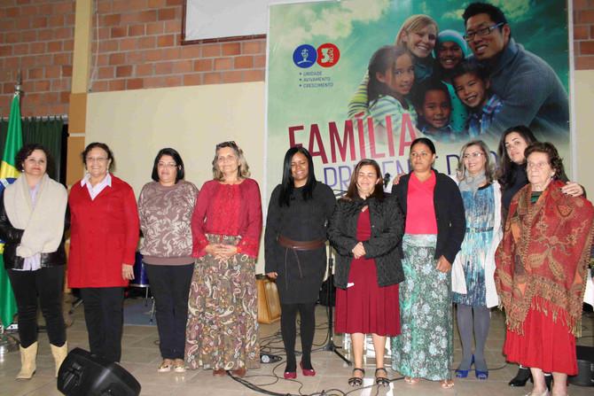 ABB realiza 1º Encontro de mulheres de pastores e missionários