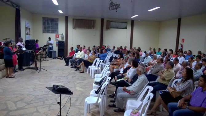 Reunião da ABB destaca amor a Cristo e à Igreja