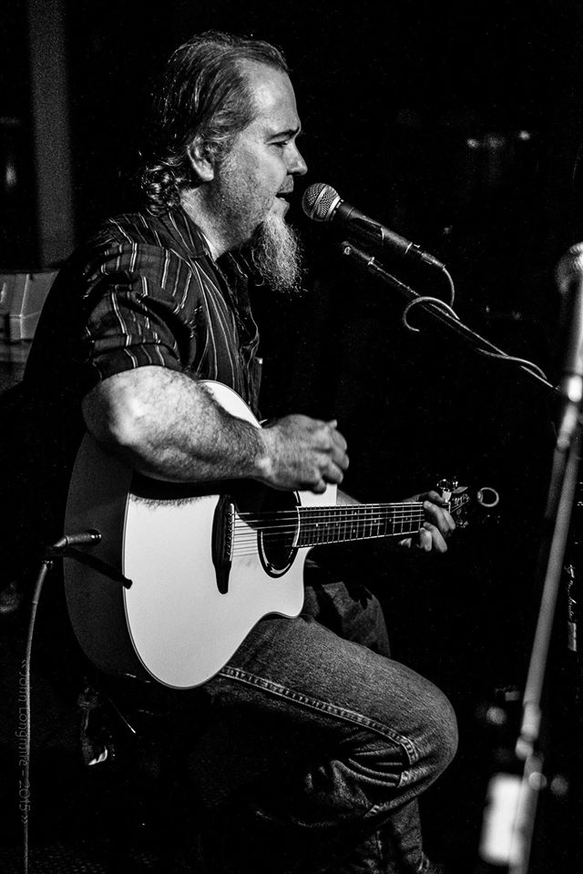 Songwriter & performer Tim Crosby