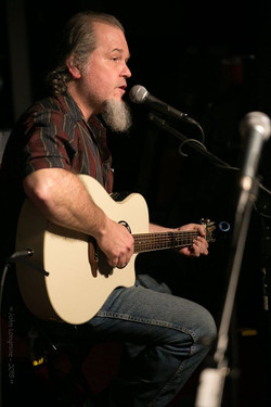 Tim Crosby performs live