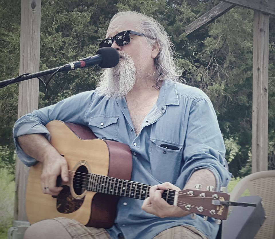 Tim Crosby at Orlandini Winery