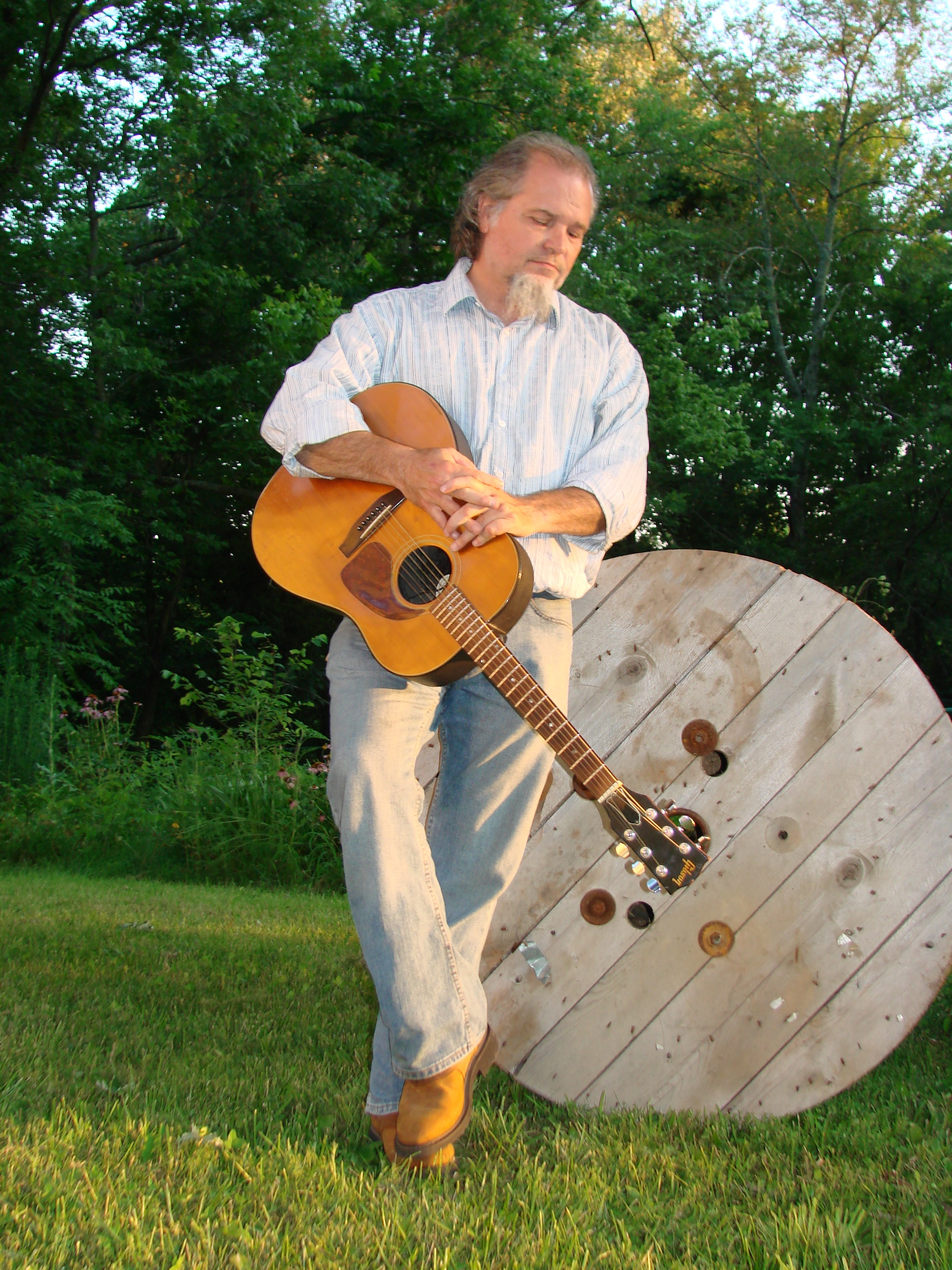 Tim Crosby, songwriter & performer