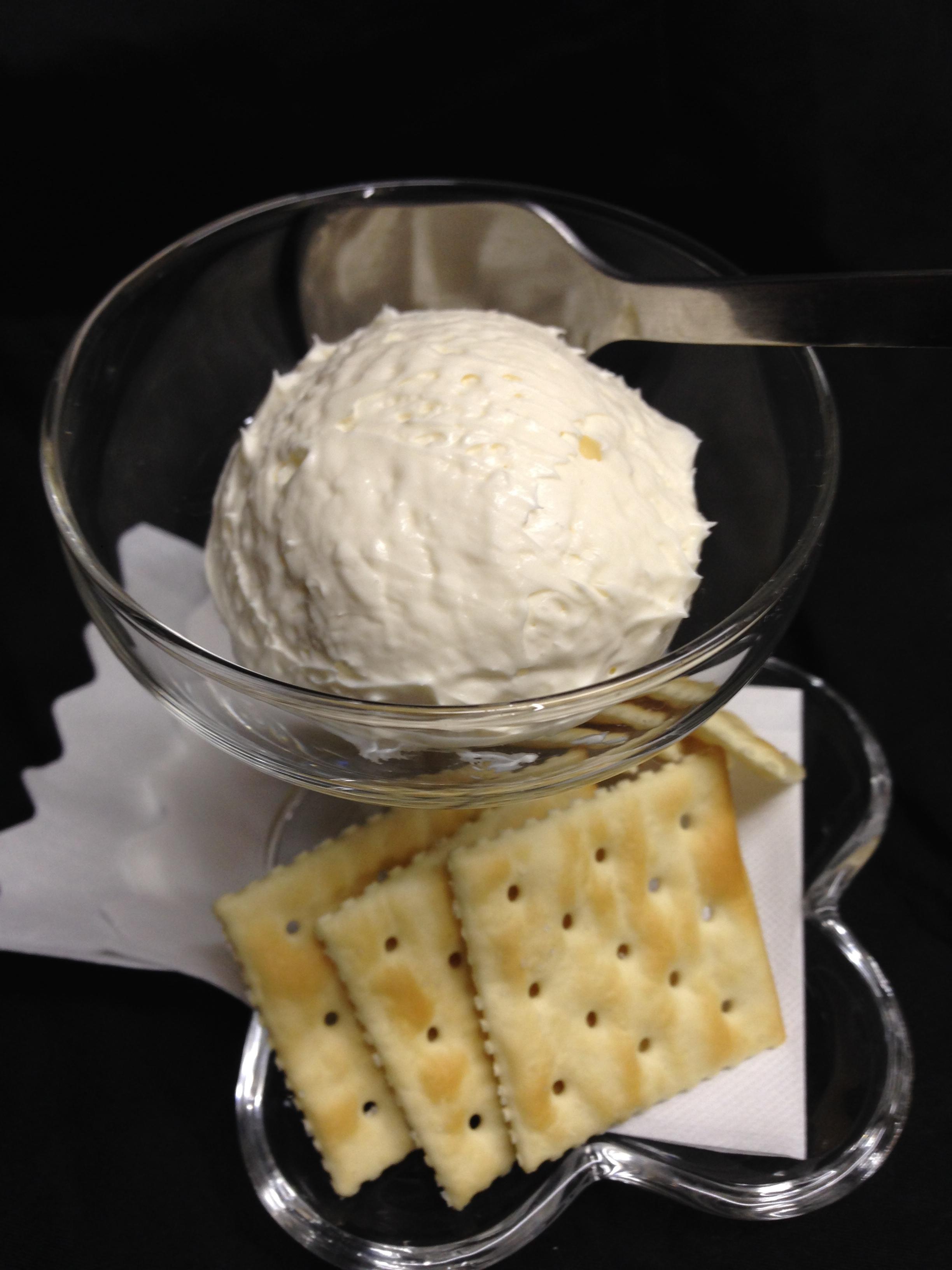 自家製クリームチーズ¥800