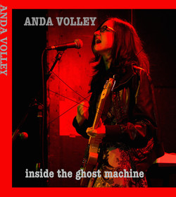 CD Cover: Inside the Ghost Machine.