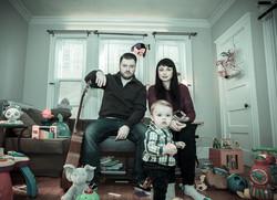Jaclyn, Chris & Adrian