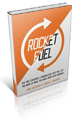 Rocket Fuel by Gino Wickman and Mark C. Winters download or buy now