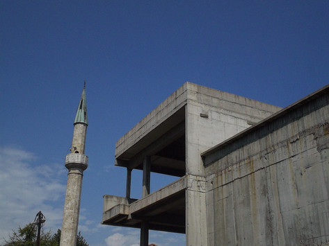Bosnian mosques and the challenge(s) of urbanization : a portfolio