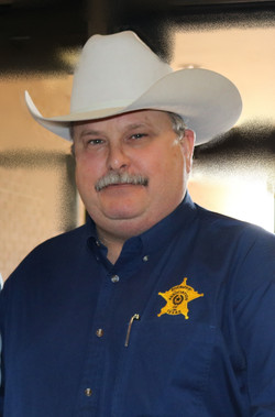 Sheriff Mike Griffis