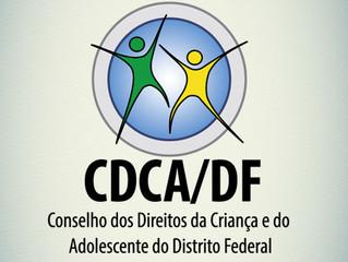 Cessada a manutenção da Certificação junto ao Conselho dos Direitos da Criança e do Adolescente no â