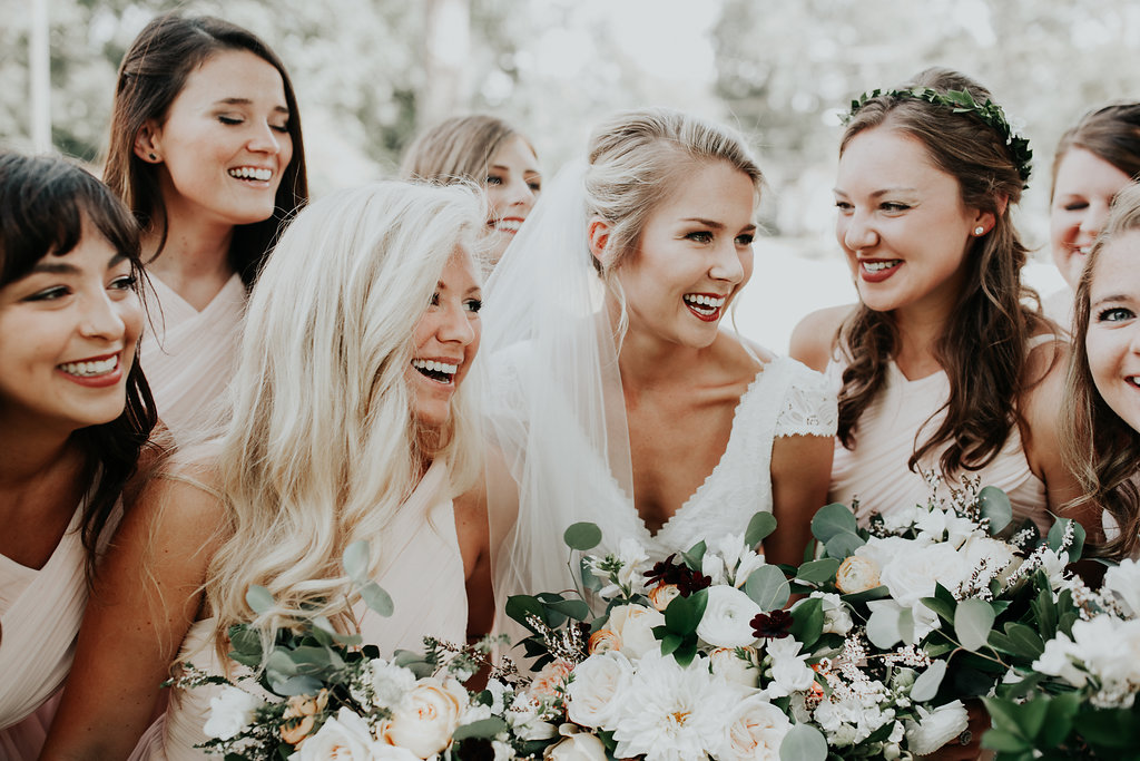 Bridal Party Hair & Makeup