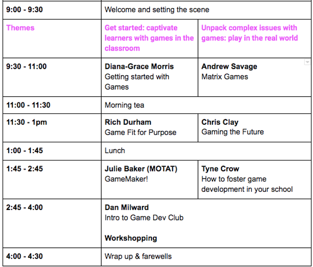 Schedule GfL workshop AUckland.png