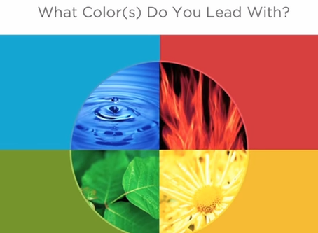 What Colors Do You Lead With?
