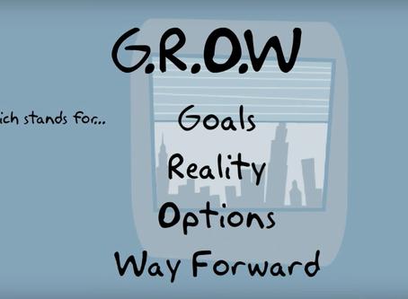 Understanding the GROW Coaching Model