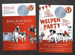 Tierarzt Plakate