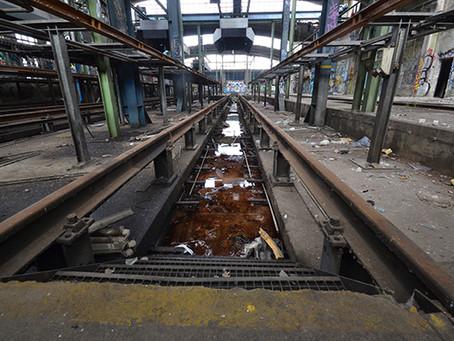 forgotten railway