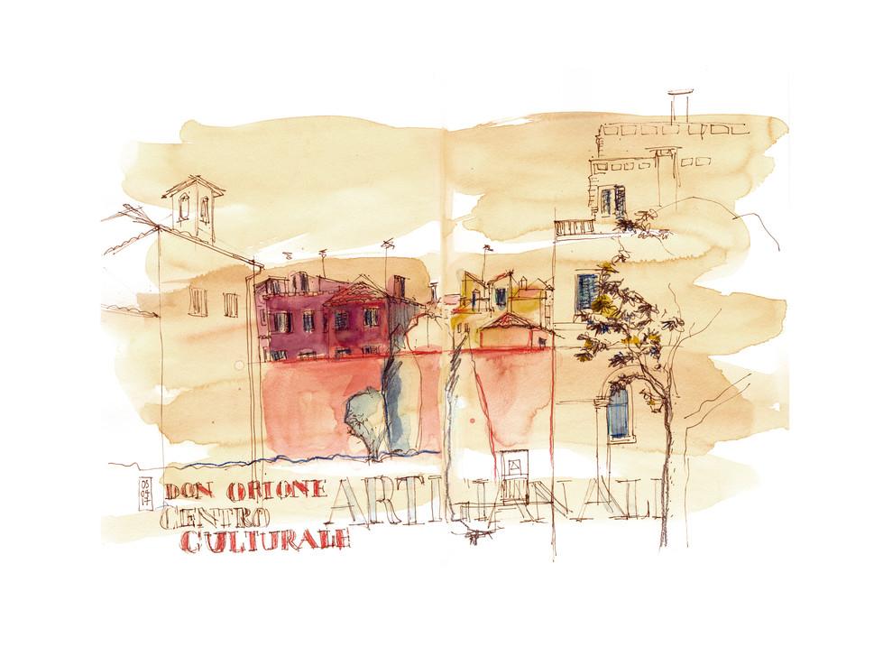 Don Orione Venedig