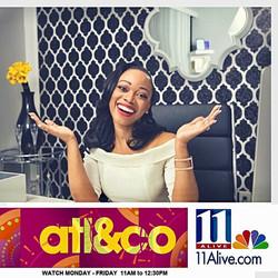 Tori Williams on ATL & Co.
