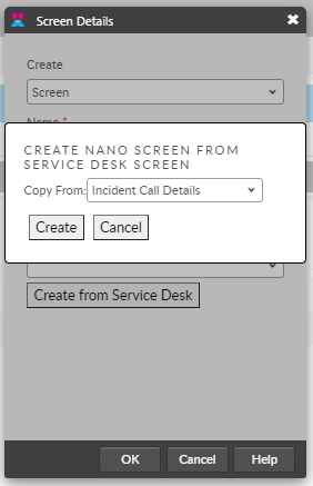 Copying screens from Core to Nano in ASM 10