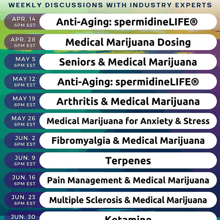 Medical Marijuana Awareness Seminars