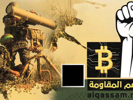 Is Bitcoin the new untouchable way for terrorists to get funds?