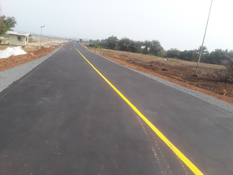 Liberia's Government Endorses the RoadTech as a New Approach to Cut Down Cost On Road Construction