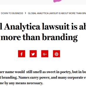 Reader's Digest UK talks about Global Analytica