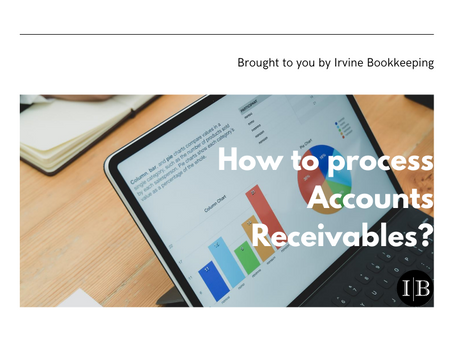 How to process Accounts Receivable
