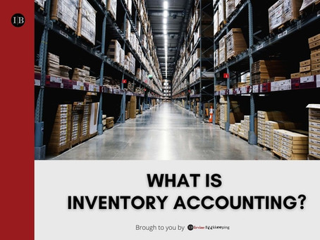 What is Inventory Accounting?