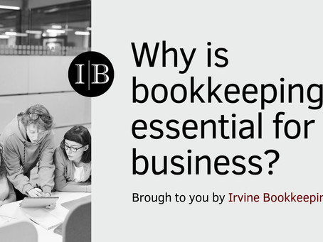 Why is bookkeeping essential for business?