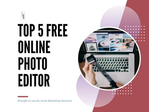 Top 5 Free Online Photo Editor for your website