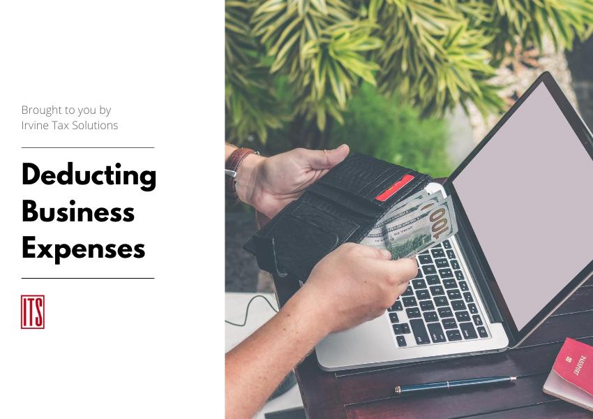 business expenses deduction