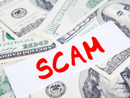 'Dirty Dozen' Tax Scams for 2016