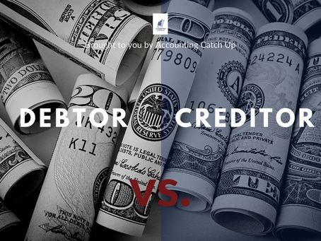 Creditor vs. Debtor: 6 DIFFERENCES