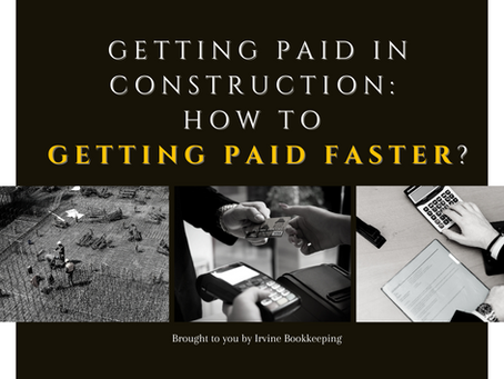 Getting Paid in Construction: How To Getting Paid Faster?
