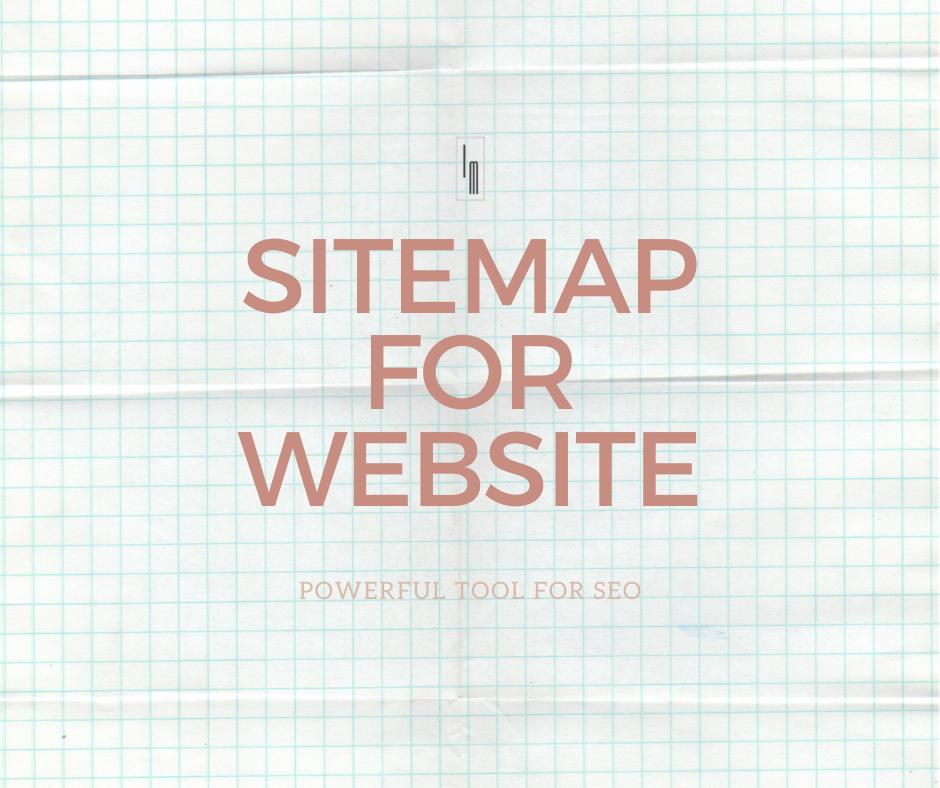 sitemap website for seo