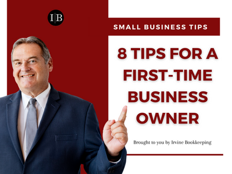 8 Tips for a First-Time Business Owner